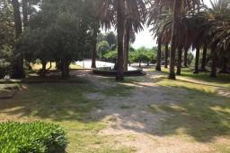 Парк бывшего отеля Бока в Герцег Нови