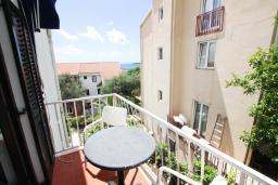 Черногория, Каменово : Студия на 2-3 персоны, с балконом с видом на море, 150 метров от пляжа