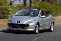 Peugeot 307 CC 2.0 автомат кабриолет : Черногория
