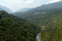 Каньоны и реки : Черногория