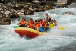 Рафтинг на реке Тара : Черногория