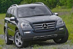 Mercedes GL350 CDI  3.5 автомат : Черногория