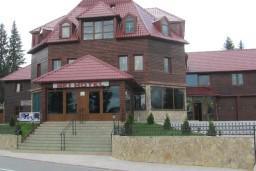 Фасад дома. Ski Hotel 4* в Жабляке