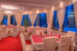 Кафе-ресторан. Ski Hotel 4* в Жабляке