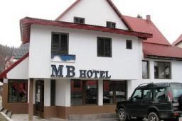 Фасад дома. MB Hotel 3* в Жабляке