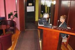 Ресепшн. MB Hotel 3* в Жабляке