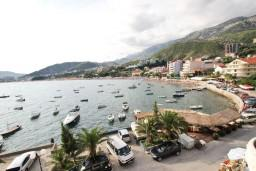 Вид на море. Черногория, Рафаиловичи : Двухместный номер с видом на море
