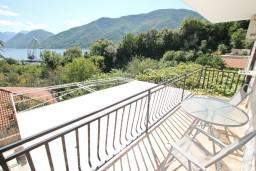 Черногория, Липцы : Студия для 4-х человек, с балконом с видом на море