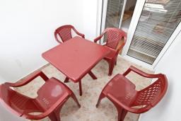 Черногория, Чань : Студия для 4 человек, с балконом