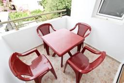 Черногория, Чань : Студия для 3 человек, с балконом