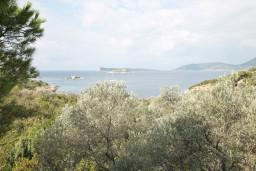 Вид на море. Черногория, Жанице / Мириште : Студия для 2-3 человек с балконом с видом на море, 80 метров до пляжа