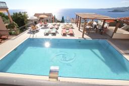Вид на море. Черногория, Святой Стефан : Апартаменты на 4 персоны, 2 спальни, с видом на море
