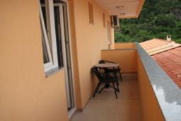 Балкон. Черногория, Святой Стефан : Студио с боковым видом на море (№22 Studio 02 SS)