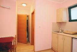 Кухня. Черногория, Будва : Апартамент с отдельной спальней (№1 APP 02+1)