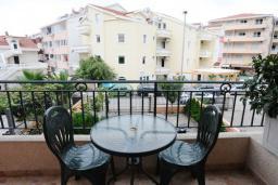 Балкон. Черногория, Будва : Апартамент с отдельной спальней (№1 APP 02+1)