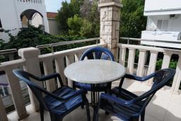 Балкон. Черногория, Будва : Двухместный номер с балконом (C2 DBL)