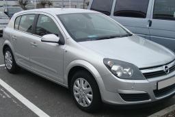 Opel Astra 1.9 автомат : Черногория