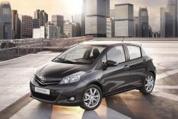 Toyota Yaris 1.3 механика : Черногория