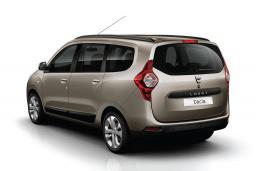 Dacia Lodgy 1.5 механика : Черногория