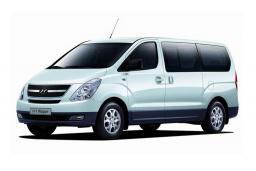 Hyundai H-1 wagon 7+1 2.5 автомат : Черногория