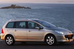Peugeot 307 SW 2.0 автомат : Черногория