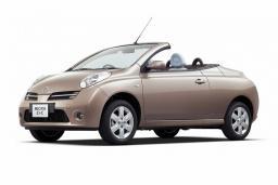 Nissan Micra Cabrio 1.4 механика кабриолет : Черногория