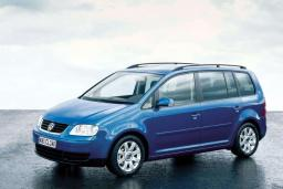 Volkswagen Touran 2.0 автомат : Черногория