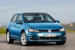 Volkswagen Golf VII 1.6 автомат : Черногория