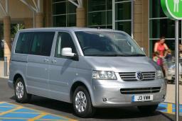 Volkswagen T5 Transporter 1.9 механика : Черногория