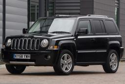 Jeep Patriot 2.4 автомат : Черногория