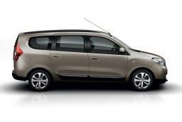 Dacia Lodgy 1.2 механика : Черногория