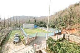 Вид. Черногория, Биела : Апартамент для 2-4 человек, с отдельной спальней, с балконом и видом на море