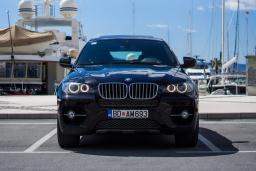 BMW X6 4.4 автомат : Черногория