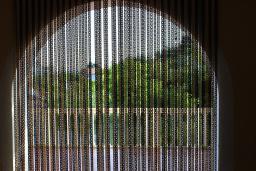 Вид. Черногория, Шушань : Трехместные апартаменты со спальной комнатой и кухней-столовой на террасе