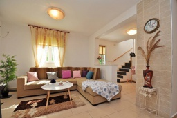 Living room. Montenegro, Orahovac : Villa with 2 bedrooms in Orahovac for 5 guests