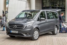 Mercedes Vito 2.2 механика : Черногория