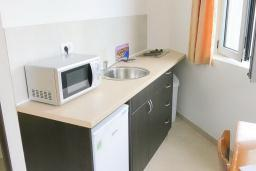 Студия (гостиная+кухня). Черногория, Риека Режевичи : Студия для 2 человек с видом на море