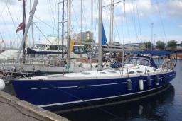 Парусная яхта Beneteau Oceanis Clipper 473 : Черногория
