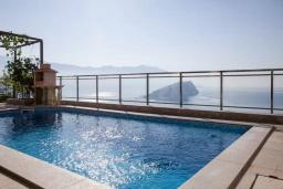Swimming pool. Montenegro, Budva : Villa with 3 bedrooms in Budva for 8 guests