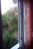 Вид. Черногория, Крашичи : Трехэтажный дом в 120 метрах от пляжа с панорамным видом на море, гостиная, 3 спальни, 3 ванные комнаты, терраса с мягкой качелью