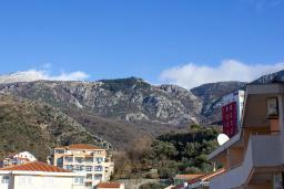 Вид. Черногория, Рафаиловичи : Апартаменты с 1 спальней и видом на горы
