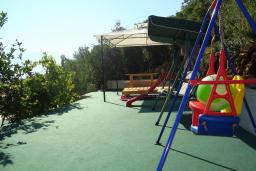 Childrens playground. Montenegro, Krasici : Villa with 3 bedrooms in Krasici for 10 guests