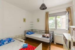Спальня 3. Черногория, Ульцинь : Вилла с панорамным видом на море и красивым дизайном, 4 спальни, 2 ванные комнаты, две большие террасы, паркоместо