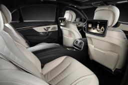 Mercedes S350 CDI  3.5 автомат : Черногория