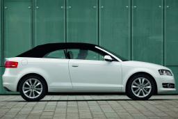 Audi A3 TFSI Cabrio 2.0 автомат кабриолет : Черногория