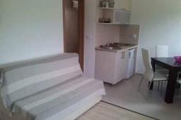 Студия (гостиная+кухня). Черногория, Кумбор : Студия в 50 метрах от моря