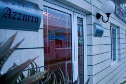 Фасад дома. Azzurro 4* в Баошичи