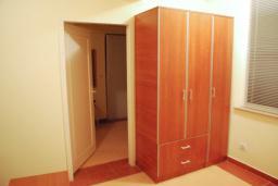 Гостиная. Черногория, Рафаиловичи : Апартамент №201 с отдельной спальней