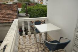 Балкон. Черногория, Будва : Апартамент с 1 спальней и балконом (№103 APP 02+1)