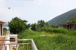 Вид. Черногория, Игало : Апартамент на 2 этаже на 5 человек с балконом